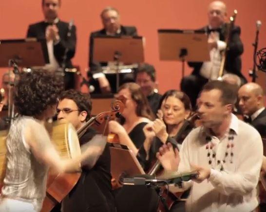 Pifaiada - Jazz Sinfônica de SP + Benjamim Taubkin + Soukast