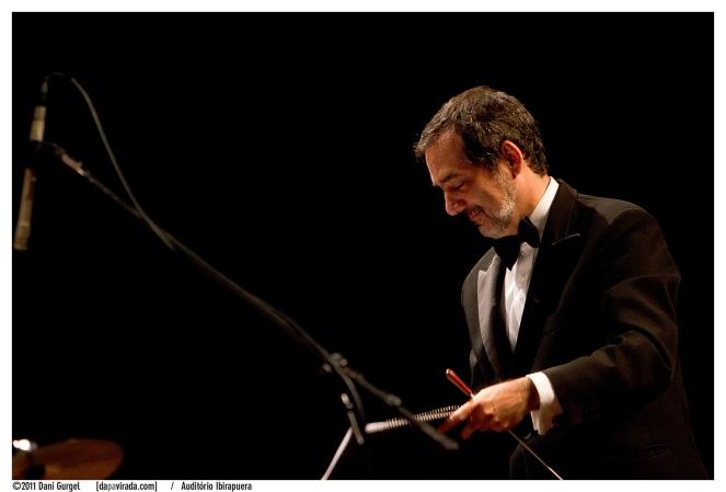 Maestro Galindo by Dani Gurgel, 2011, Auditorio Ibirapuera